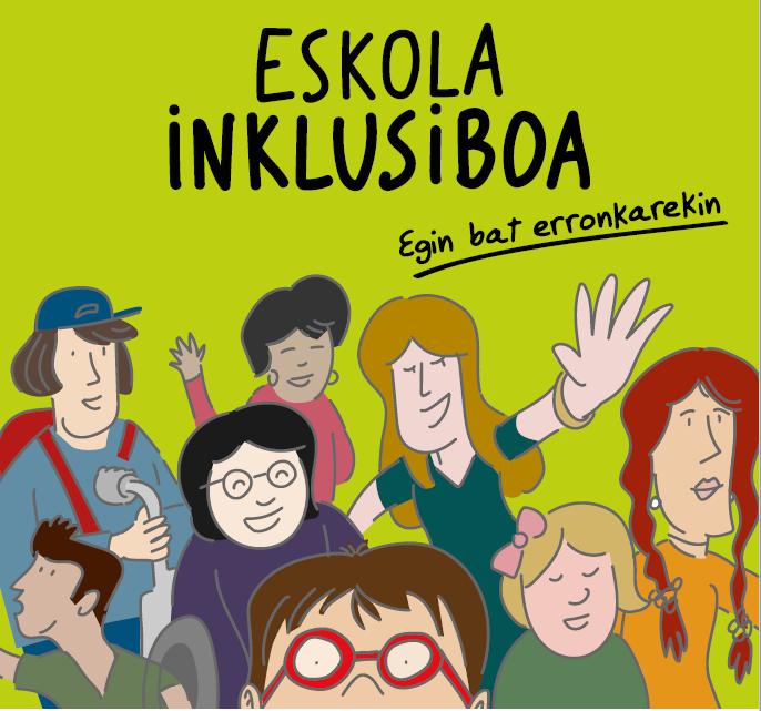Educación inclusiva cover image