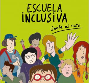 Educación inclusiva - Cover